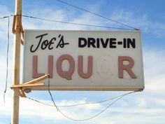 Joe's Drive-in What???