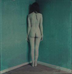 Anna Morosini, polaroid