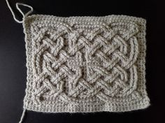 Ravelry: Book of Kells Square Knot pattern by Suvi
