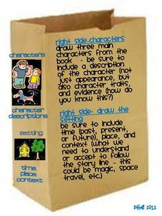 This is such a fun book report...and free!!! Your students will ...