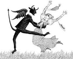 Image result for edward gorey