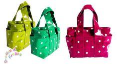 Box Bag - Easy Sewing Everyday Handbag