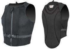 Protezione dorsale per uomo e donna ProtectoSoft