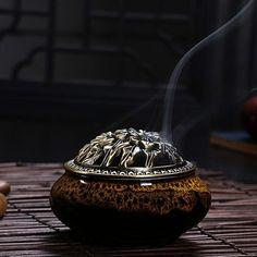 Chinesisches Symbol  Räuchergefäß Weihrauchbrenner Räucher für Wohnzimmer