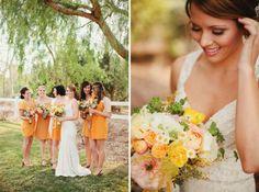 Hochzeitsfotos Ideen Brautstrauß Braut unter Baum