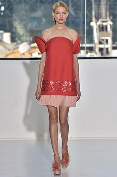 Delpozo Spring Summer 2015 New York Fashion Week