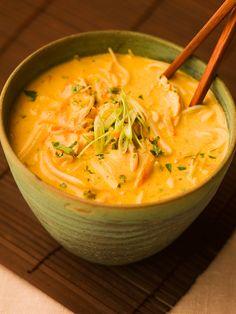 Vegetarian Recipes, Cooking Recipes, Healthy Recipes, Coconut Soup Recipes, Thai Curry Recipes, Low Carb Soup Recipes, Best Soup Recipes, Budget Recipes, Broccoli Recipes