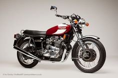 Photo by Ian Daisley - 1974 Triumph Trident British Motorcycles, Triumph Motorcycles, Vintage Motorcycles, Vincent Motorcycle, Bsa Motorcycle, Motorbikes Women, Moped Scooter, Motorcycle Photography, Touring Bike