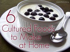 THIS is one of my super favorite blogs.... Love making cultured foods at home.... Kombucha is next on my list.
