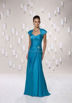blue dress #mother #bride #dress