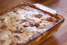 BBQ Chicken and Caramelized Onion Enchiladas recipe by Barefeet In The Kitchen