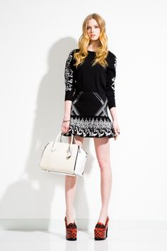 Rebecca Minkoff is inspired by bohemian style, and  you should to.