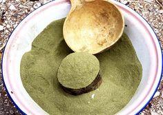 #Laalo, baobab leaves powder softens the #Thiere (millet couscous) #SenegaleseTaste