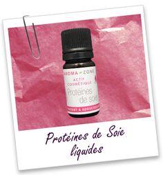 Proteinas de seda, Hidrolizado_Actif cosmétique Protéines Soie hydrolysées Aroma-Zone