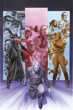 Justice Incorporated, Alex Ross