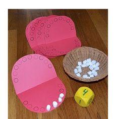 Math for dental Heath week ;)
