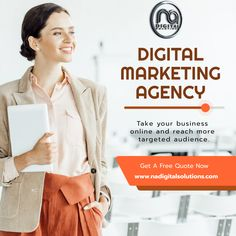 Get your business visible to more audience and increase your online presence. We are leading Digital Marketing Agency offering #seo #ppc #smo and #designing services.  Boost your business with expert digital marketers and take your business ahead of your competitors.  Request a free quote now. Check our website or Dm us to know more.  #digitalmarketing #marketingconsultant #digitalmarketer #digitalagency #digitalmarketingstrategy #socialmediastrategy #onlineadvertising Digital Marketing Strategy, Social Media Marketing, Marketing Consultant, Online Advertising, S Mo, Free Quotes, Seo Services, Online Business, Website