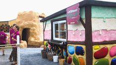 Explore Strawberry Falls - The Ice Cream Farm Cheshire Ice Cream Farm, Adventure Golf, Crazy Golf, Parlour, Strawberry, Explore, Fall, Mini, Autumn
