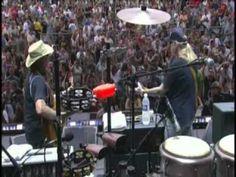 Greg Allman - Midnight Rider (Live At Farm Aid With Willie Nelson)