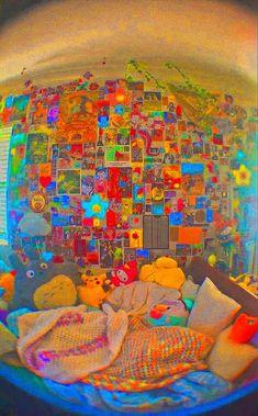 Indie Bedroom, Indie Room Decor, Cute Bedroom Decor, Room Design Bedroom, Teen Room Decor, Room Ideas Bedroom, Aesthetic Indie, Aesthetic Room Decor, Chambre Indie