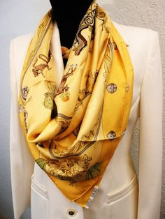 Modal Scarf - Vera Spring Splash 5 by VIDA VIDA Discount Low Cost Clearance Cheap Real Discount Best Sale hBNaP20h