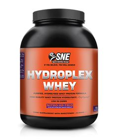 Sport Nutrition Europe Hydroplex Whey Strawberry 2250 g