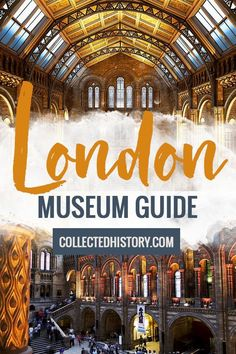 London Museum Guide - London is full of historic sites and museums - everything from arts and culture to history is steps away. This museum guide helps you find the best museums in London, England. #London #England #travel #museums #history #culture Overseas Travel, Europe Travel Tips, European Travel, Travel Guides, Scotland Travel, Ireland Travel, Highlands, Museum Guide, London Museums