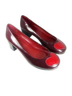 Sapato maçã do amor