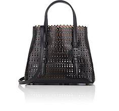 dd81f1b2e0f9 2030. Mini Leather Tote Bag from Alaïa at Barneys New York Alaia
