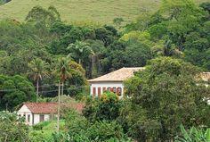 Fazenda histórica em Belmiro Braga