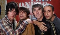 The Stone Roses announce London and Glasgow 2013gigs