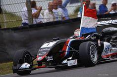 Max Verstappen winning the legendary Zandvoort Masters!  #masters #verstappen #f3