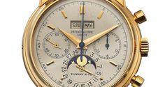 Patek Philippe & Jaeger-LeCoultre highlight Antiquorum's May Auction   0024 Watchworld