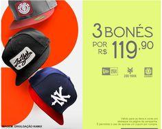 Cupom de desconto kanui, 3 bonés por R$ 119 -> http://desconto.gratis/cupom/cupom-kanui-3-bones-por-119/