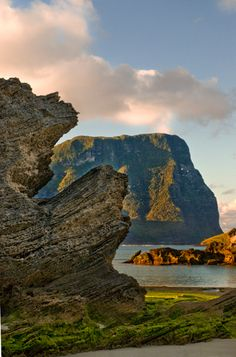 Mount Gower, Lord Howe Island, New South Wales, Australia by Brendon and Jude Weston