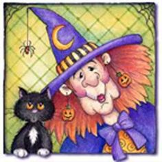 "pinterest laurie furnell clipart | My ""Halloween Spooks"" creatable"