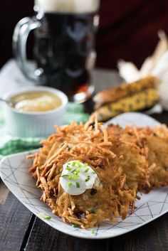 Potato Pancakes   Homemade Recipes have compiled these Oktoberfest recipes for you to try at home! Kick off the drinking festivities with these Oktoberfest recipes!   https://homemaderecipes.com/oktoberfest-recipes/