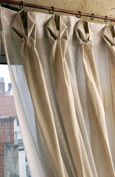 French drapes