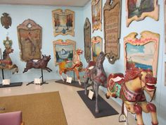 The Historic Carousel & Museum, Albany, OR