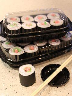 Sushi-sangskjuler - eller måske en menu af gode råd?
