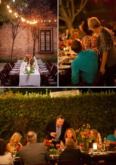 The Rehearsal Dinner: Our Favorite Wedding Tradition