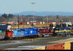 RailPictures.Net Photo: SCRF 6415 South Carolina Central Railroad EMD GP40-2 at Bethlehem, New York by Kevin Burkholder