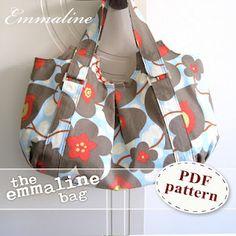 Emmaline bag pattern