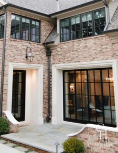 Beautiful windows and doors can pull the entire home. Create one from scratch with Clark Hall—we let you sketch and design it, then we build and install it. Contemporary Doors, Contemporary Style, Front Entry, Entry Doors, Clark Hall, Modern Entryway, Wrought Iron Doors, Windows And Doors, Modern Design