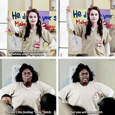 """All Of The Books Referenced On """"Orange Is The New Black""""."""