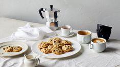 Cookie Desserts, Cookie Recipes, Dessert Recipes, Superbowl Desserts, Popular Cookie Recipe, Biscuits, Most Popular Desserts, Martha Stewart Recipes, Chewy Chocolate Chip Cookies