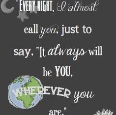 Wherever you are <<< 5sos lyrics