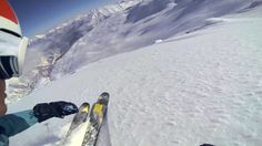 Solo Skiing - Austrian Alps, GoPro Hero 3 Black Edition Gopro Hero 3, Ski Touring, Black Edition, Alps, Mount Everest, Skiing, My Photos, Mountains, Photo And Video