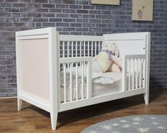 Giveaway: Newport Cottages Crib from Modern Nursery - Project Nursery