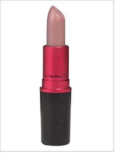 Another pinner says-MAC Viva Glam IV- The most flattering pink/nude lipstick EVER. I swear to you I have gone through at least seven tubes. I don't go anywhere without it. Looks good when I am pale AND tan. Love <3